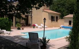 Villa à ROCHEFORT DU GARD