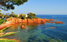 loue f 2 de 30m² pour vacances à fréjus.   3 Km de la mer et de Frejus/Saint Raphaël