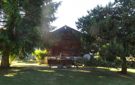 LOCATION CHALET SAINT JULIEN EN VERCORS
