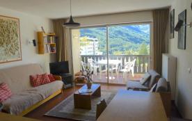 Grand T2 avec terrasse près des pistes de Serre Chevalier - Vue dégagée sur les montagnes - WIFI - parking privé