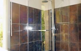 SDB Douche italienne et baignoire