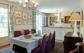 Maison pour 3 personnes à Deauville-Trouville