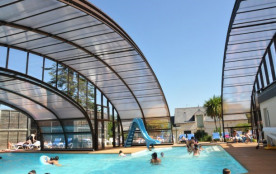 Camping Les Forges - Cottage Family 3 Chambres : 33 m² + terrasse 12 m²