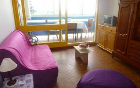 Résidence Grand Large 2 - Appartement 2 pièces de 30 m² environ pour 4 personnes située dans le q...