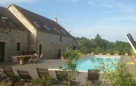 Maison à 40 mn de Lascaux 4, très calme en pleine campagne, tout confort.