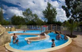 Camping 3* du Moulin de Cantizac -MOBILHOME 6 personnes - 3 chambres (entre 0 et 5 ans)