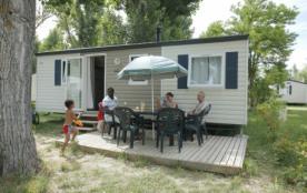Camping Les Prés du Verdon 3* - Mh 3 ch 6 pers