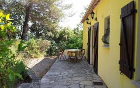 Gîtes de France Villa spacieuse proche village - Maison individuelle sur un terrain de 800 m² clo...