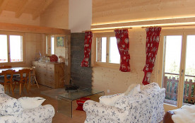Maison pour 4 personnes à Nendaz