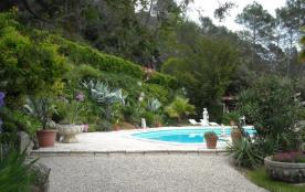 Gîtes de France Gîte avec piscine.