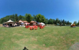 Camping Audinac les Bains - Chalet GITOTEL CLASS