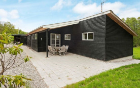 Maison pour 5 personnes à Allingåbro
