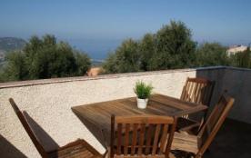 Maison indépendante vue mer - Aregno