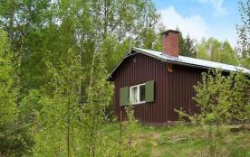 Maison pour 2 personnes à Östmark