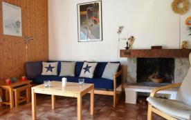 Appartement 2 pièces mezzanine de 49 m² environ pour 5 personnes, la Résidence Le Cristal est sit...