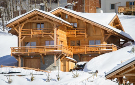 squarebreak, Modern half-chalet- Sleeps 8