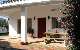 Studio pour 3 personnes à Los Caños de Meca