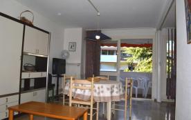 Appartement 3 pièces de 48 m² environ pour 6 personnes situé au sud de la station, à quelques pas...