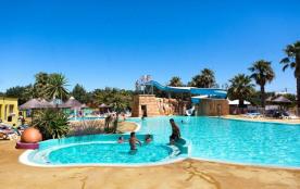 Camping Club L'Air Marin, 306 emplacements, 50 locatifs