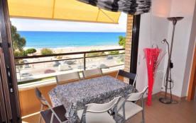 La Salle, La Salle - Bel appartement en bord de plage, avec un belle vue sur la mer et au centre ...