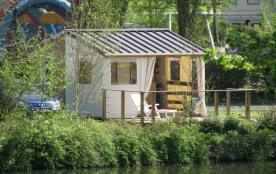 Camping Les Rochers des Parcs, 70 emplacements, 20 locatifs
