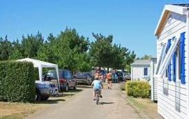 Camping La Belle Henriette, 54 emplacements, 172 locatifs