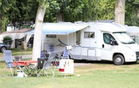 Camping Le Beau Rivage, 199 emplacements, 53 locatifs