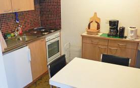Appartement pour 1 personnes à Täsch