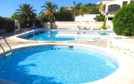Résidence SV CASTE II - Maison adossée très bien équipée, située dans le lotissement de Castellon...