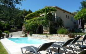 Maison De Vacances A Gattieres En Provence Alpes Cote D Azur Pour