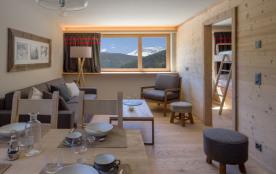 Appartement pour 4 personnes à Vercorin