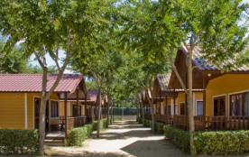 Camping Solmar - Chalet 2000 2Ch 4/6pers (5 adultes max)