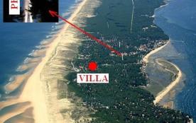 Villa de standing, Jacuzzi, plages à 10min à pied