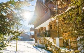 Appartement pour 3 personnes à Samoëns