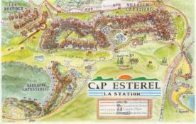 1 CAP ESTEREL - Agay Cap Esterel