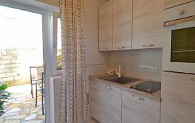 Appartement pour 2 personnes à Posedarje