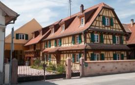 Gîtes 2 à 4 personnes 4* en Centre Alsace - Baldenheim
