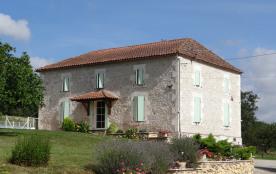 Gîte à la campagne Monflanquin - La Sauvetat-sur-Lède