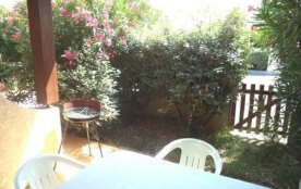 Gruissan (11) -Ayguades - Résidence Rivage bleu - Pavillon studio mezzanine de 25 m² environ pour...