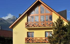 Appartement pour 1 personnes à Tatranská Lomnica