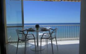 Costa Blanca Calpe Superbe appartement situé sur la plage !!