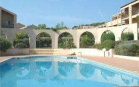 Maisonnette 35m²dans copropriété avec piscine