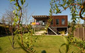 maison architecte ossature bois
