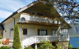 Maison pour 8 personnes à Folkestad