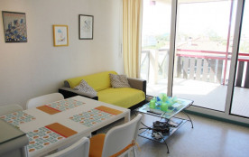Appartement situé au 2ème étage d'une résidence avec ascenseur, proche de l'Océan