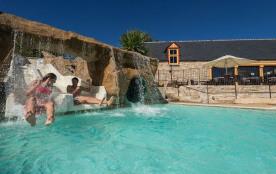 location mobil-home piscine 5 étoiles