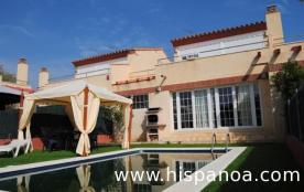 Cette villa en location à Ametlla de Mar