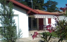 Maison T3 chic et confortable avec jardin proche Océan à Capbreton/Hossegor WIFI