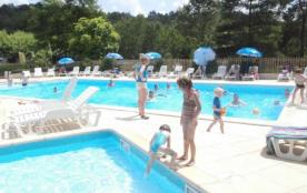 Camping La Castillonderie, 54 emplacements, 19 locatifs