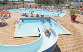 CAMPING JARD 4* - MH 2 CH 5 PERS